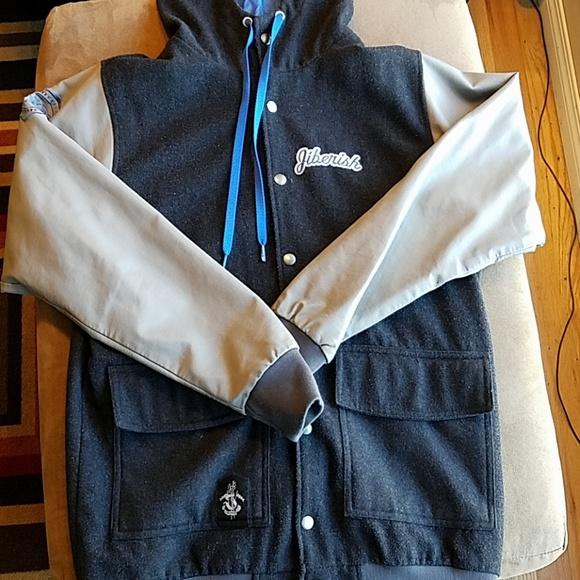 Jiberish Other - Jiberish RARE Varsity Jacket